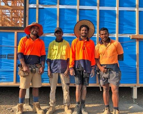 Kowanyama Primary Health Care Centre Builders