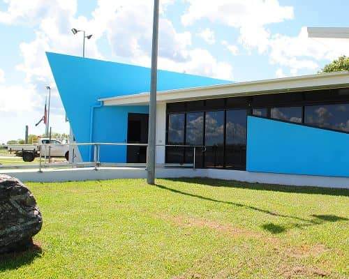 Kowanyama Airport Terminal Builders