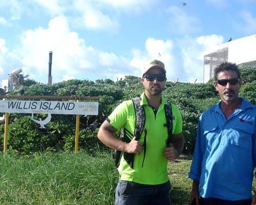 Remediation Works Willis Island